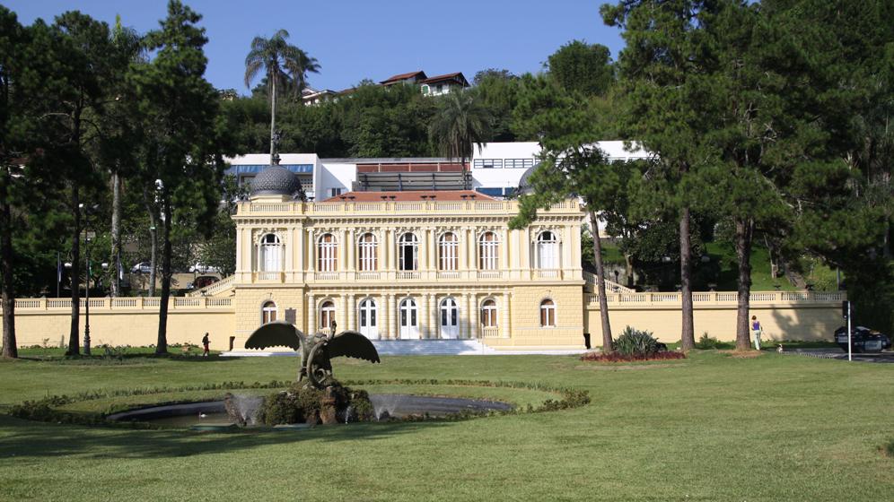 Palacio Amarelo