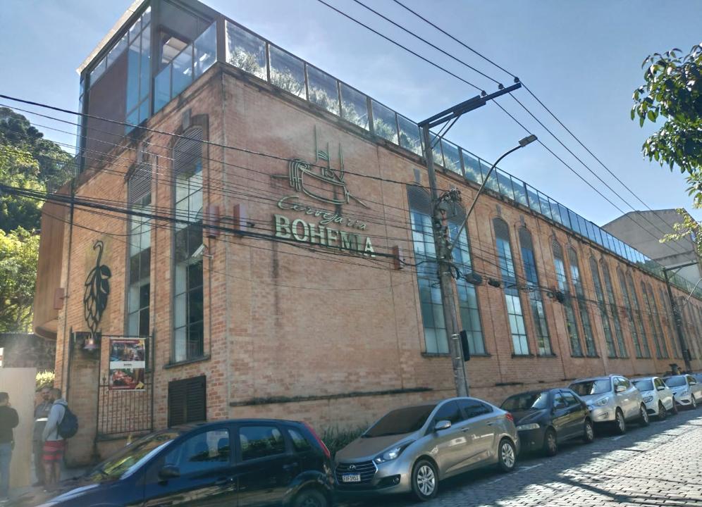 Fábrica Cervejaria Bohemia