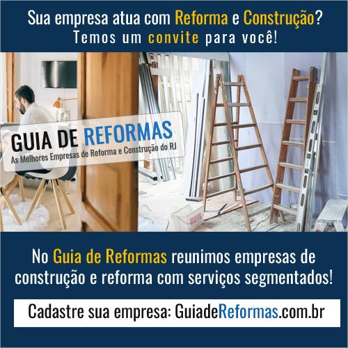 Acesse o Guia de Reformas